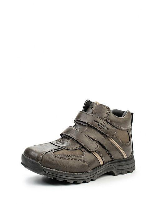 Hanson | Мужские Коричневые Ботинки