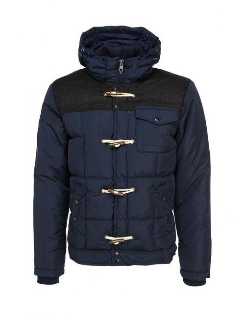 Alcott | Мужская Синяя Куртка Утепленная