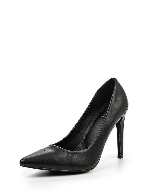 Spurr | Женские Чёрные Туфли