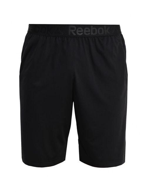 Reebok | Мужские Чёрные Шорты Спортивные