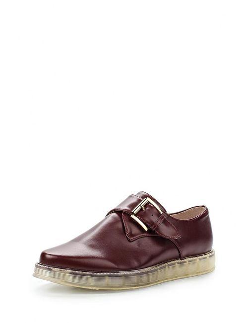 Martin Pescatore | Женские Красные Ботинки