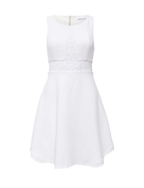 BCBGeneration | Женское Белое Платье