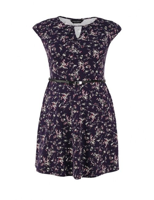 Dorothy Perkins Curve | Женское Фиолетовое Платье
