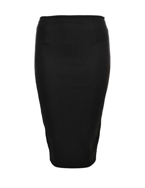 Edge Clothing | Женская Чёрная Юбка