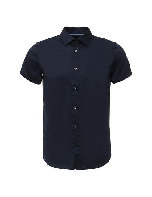 Sisley | Мужская Синяя Рубашка