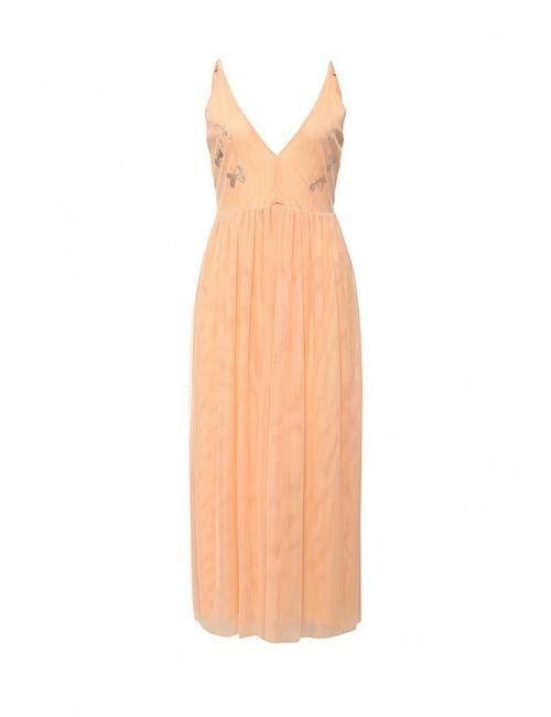 ATOS LOMBARDINI   Женское Многоцветное Платье