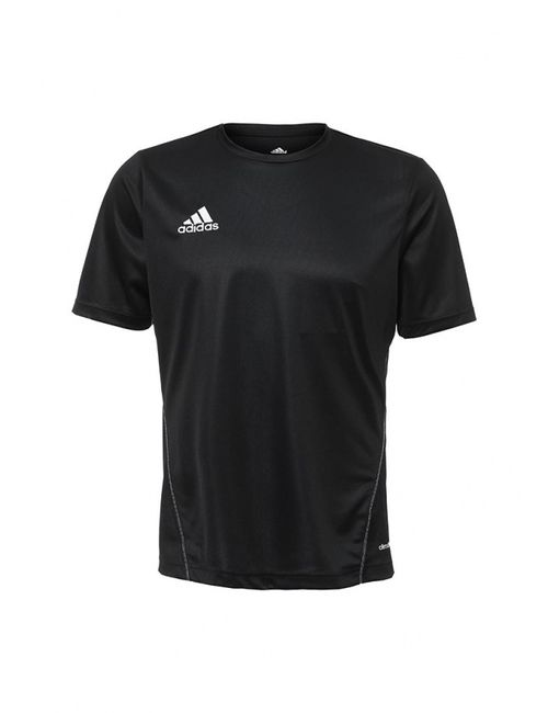 adidas Performance | Мужская Чёрная Футболка Спортивная