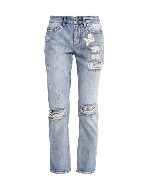 Liu •Jo Jeans | Женские Голубы Джинсы Liu Jo Jeans