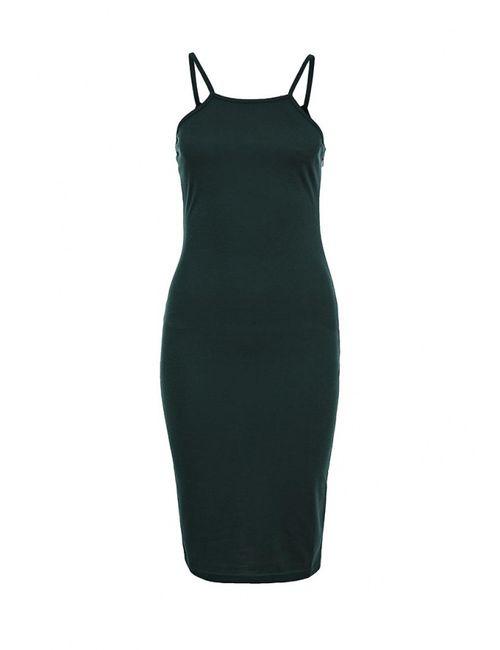 Zalora | Женское Зелёное Платье