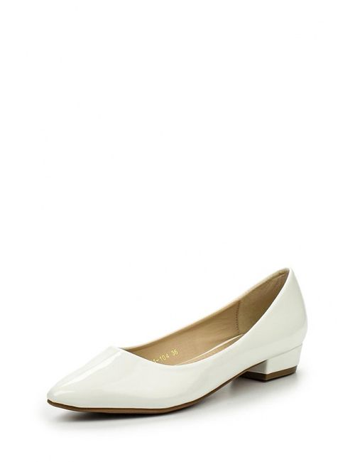 Flyfor | Женские Белые Туфли