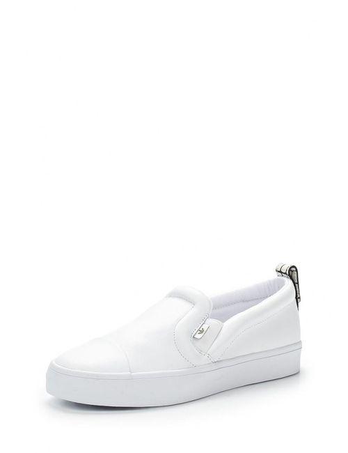 adidas Originals   Женские Белые Слипоны