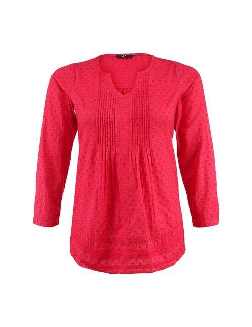 Evans   Женская Розовая Блуза