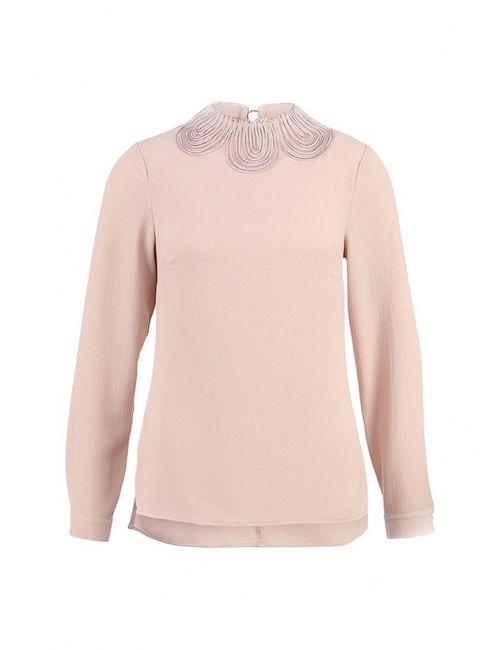 Warehouse | Женская Розовая Блуза