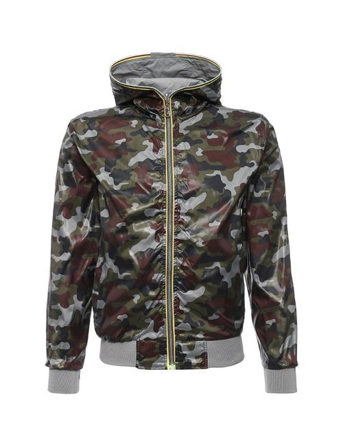 Occhibelli | Мужская Многоцветная Куртка