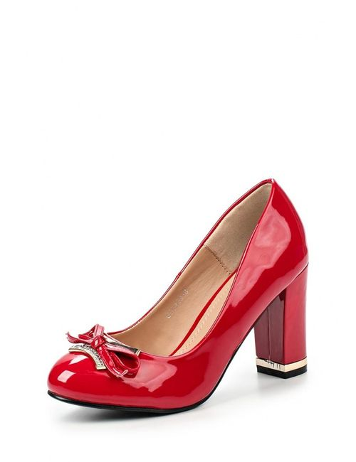 Tulipano | Женские Красные Туфли