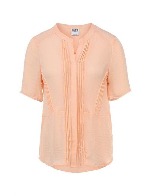 Vero Moda | Женская Оранжевая Блуза