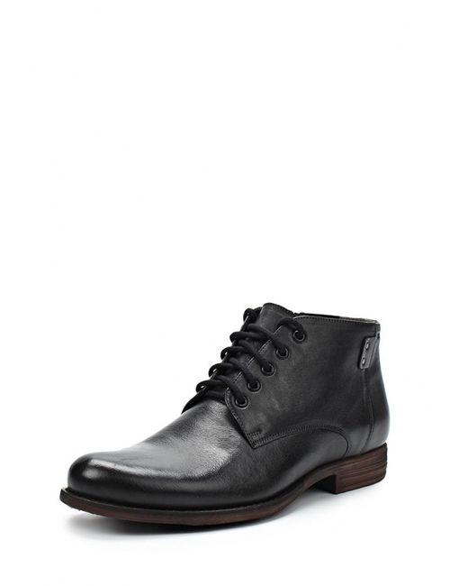Domeno | Мужские Чёрные Ботинки
