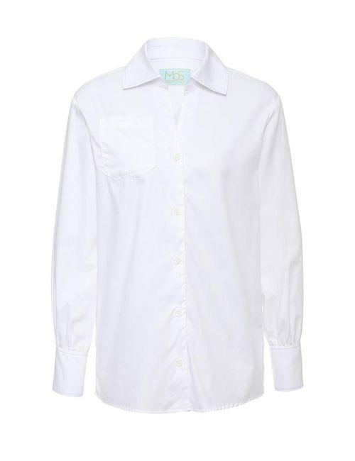 Mos | Женская Белая Рубашка