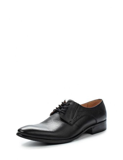 Nord | Мужские Чёрные Туфли