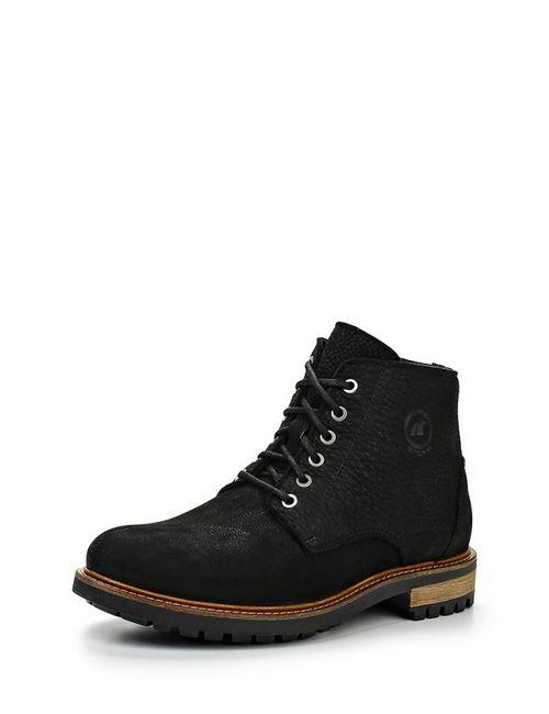 Storm | Мужские Чёрные Ботинки