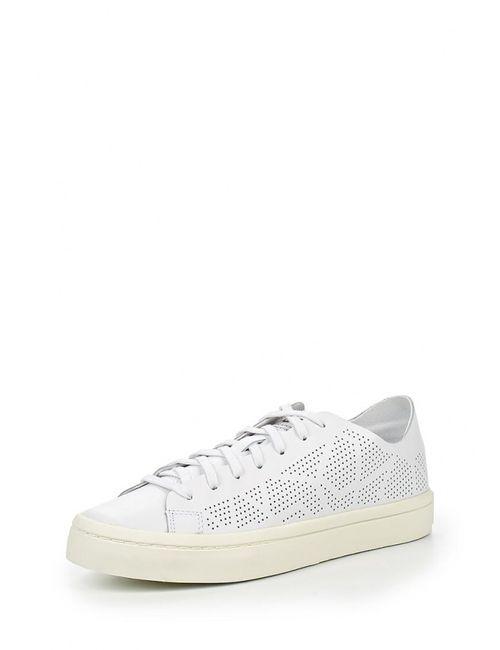 adidas Originals | Женские Белые Кеды