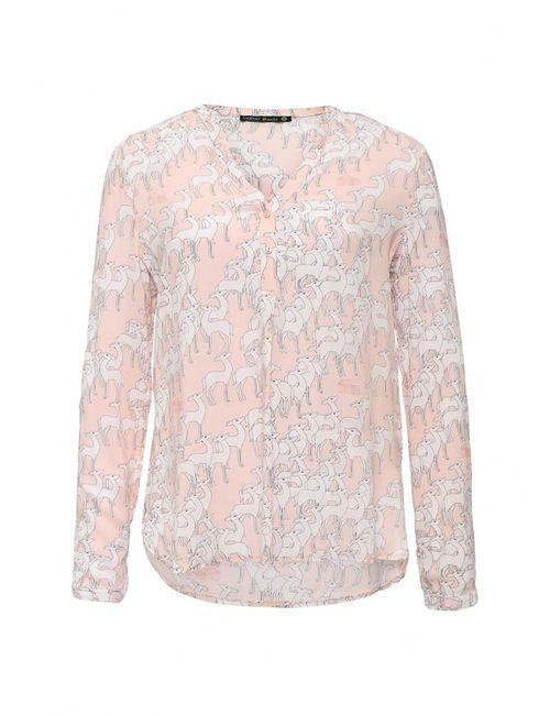Befree | Женская Розовая Блуза