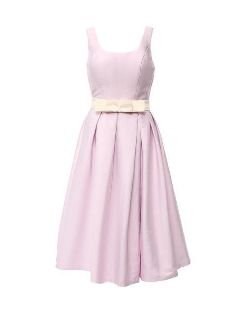 Chi Chi London | Женское Розовое Платье
