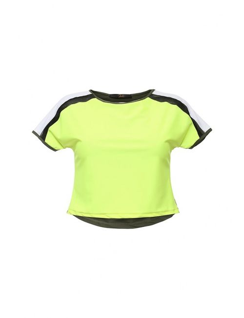 Dali | Женская Многоцветная Футболка Спортивная