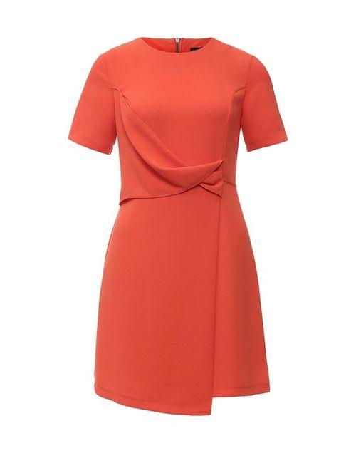 Topshop   Женское Розовое Платье
