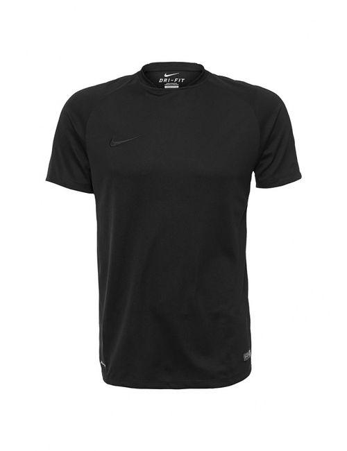 Nike | Мужская Чёрная Футболка Спортивная
