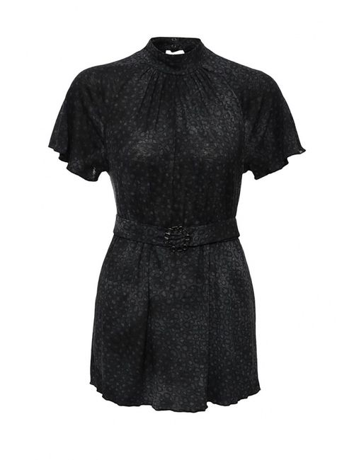 Adzhedo | Женская Серая Блуза