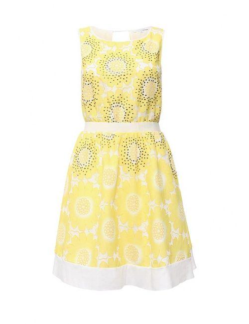 Patrizia Pepe | Женское Жёлтое Платье