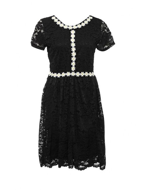 Aurora Firenze   Женское Чёрный Платье
