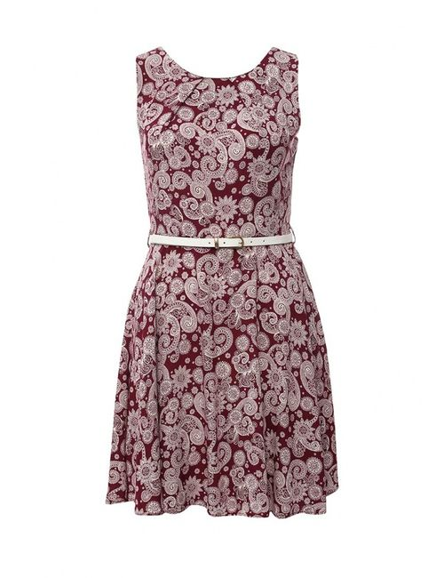 Stella | Женское Красное Платье