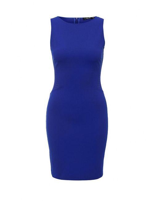 Incity   Женское Синее Платье