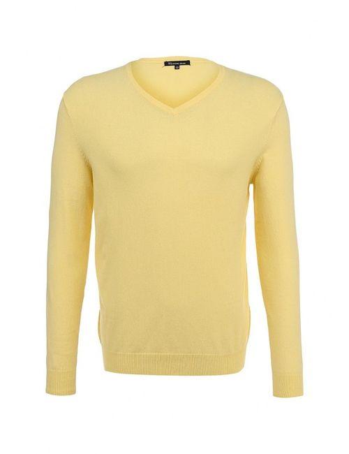 Tom Farr | Мужской Жёлтый Пуловер
