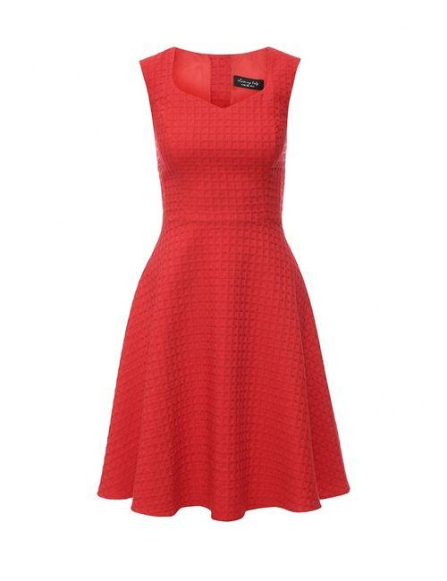 Love My Body | Женское Красное Платье