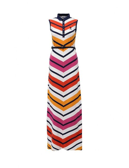 U.S. Polo Assn.   Женское Многоцветное Платье