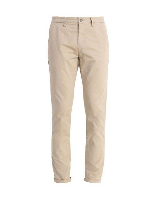 Calvin Klein Jeans   Мужские Бежевые Брюки