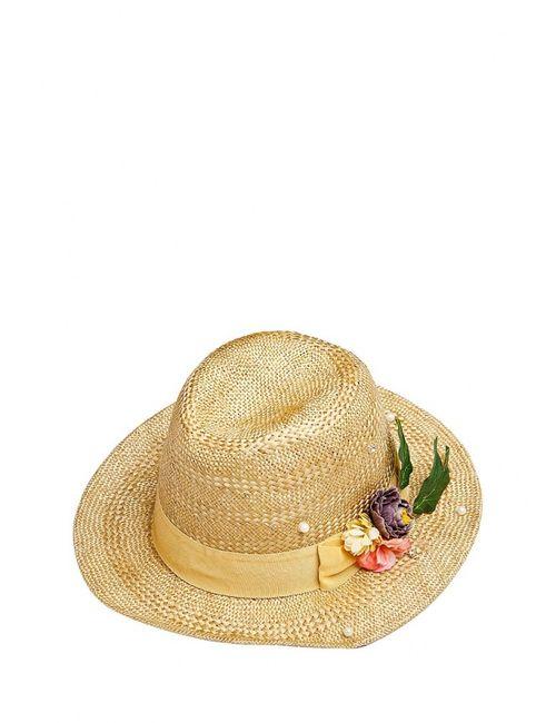 Kameo-Bis   Женская Жёлтая Шляпа