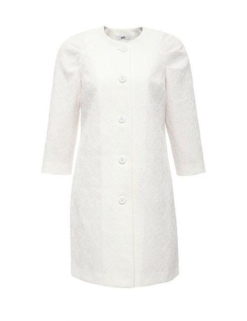 ADL | Женское Белое Пальто
