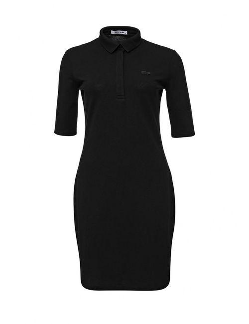 Lacoste   Женское Чёрное Платье