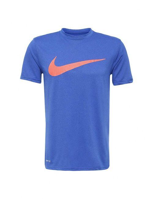 Nike | Мужская Синяя Футболка Спортивная