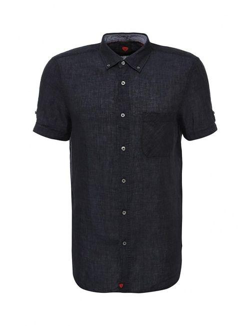 Strellson | Мужская Синяя Рубашка