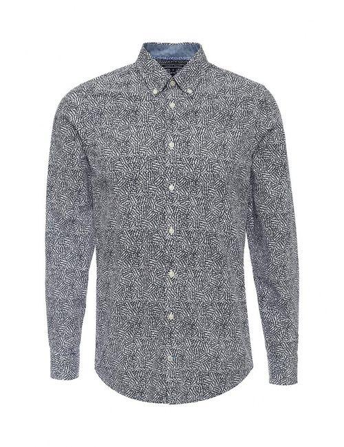 Tommy Hilfiger | Мужская Многоцветная Рубашка