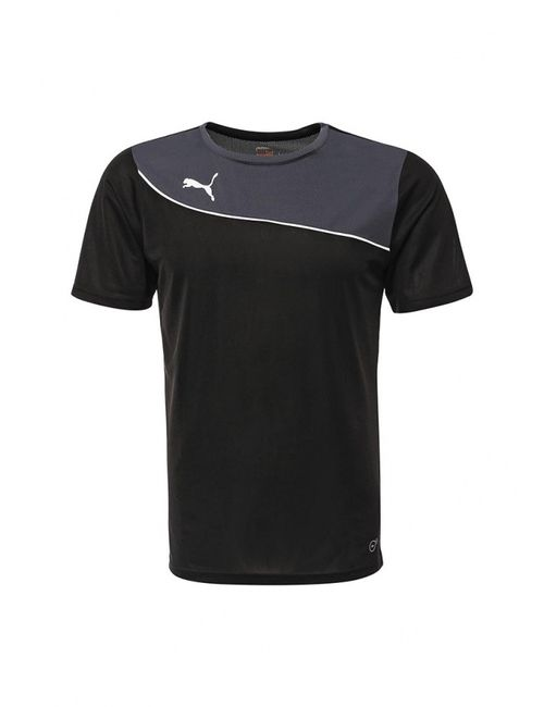 Puma | Мужская Чёрная Футболка