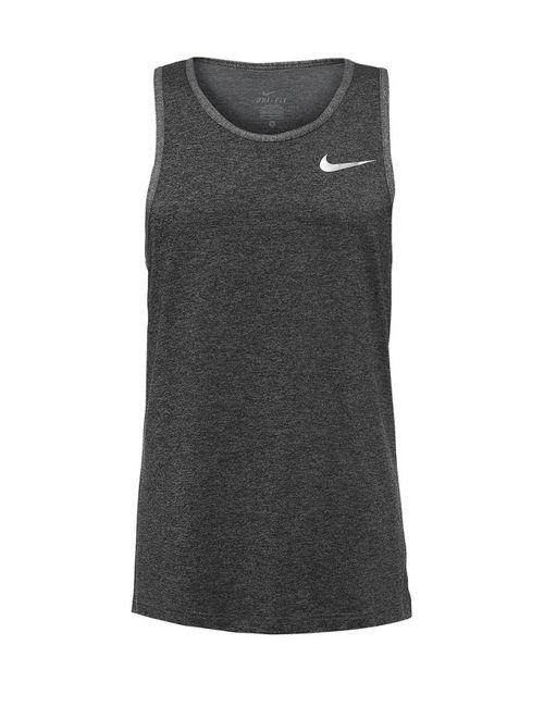 Nike | Мужская Серая Майка