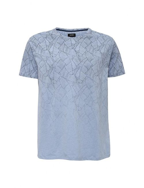 Burton Menswear London | Мужская Голуба Футболка