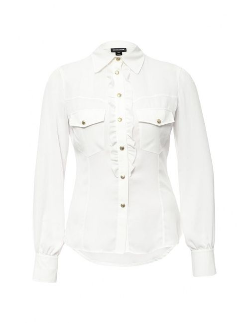 Just Cavalli | Женская Белая Рубашка