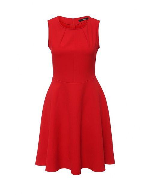 ADL | Женское Красное Платье